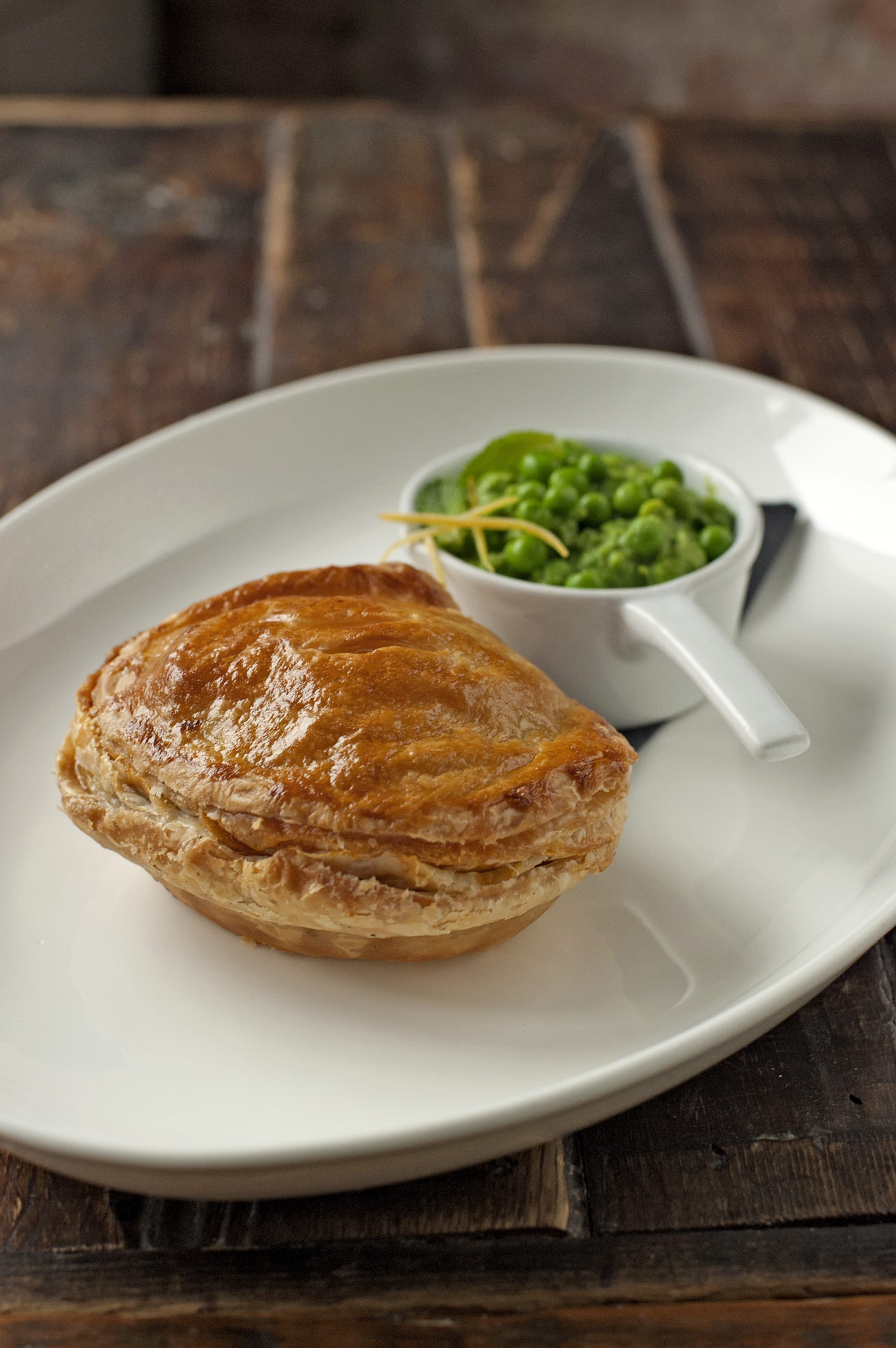 Steak and Cheddar Puff Pastry Pie | Guinness® | Guinness®