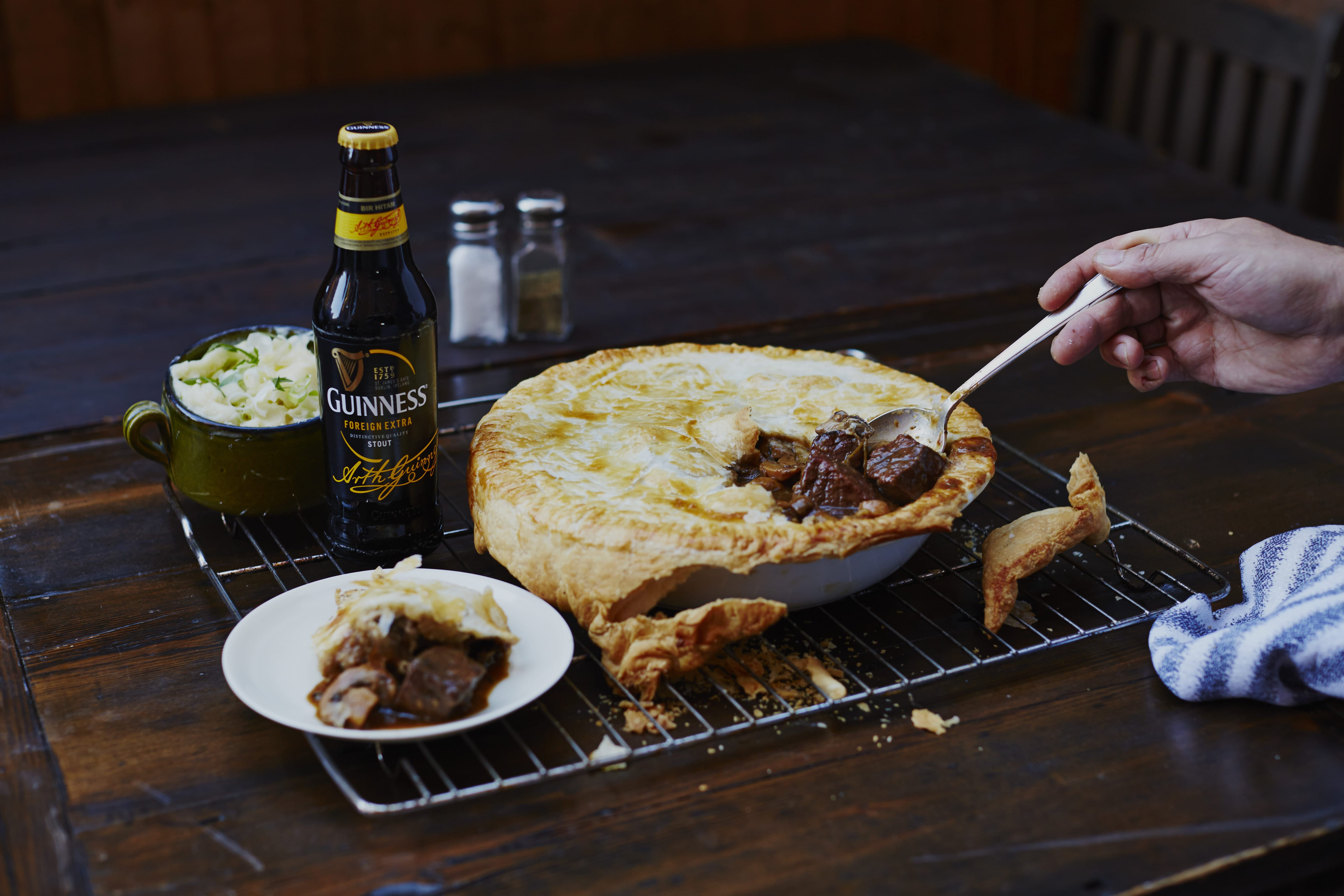... hand pies recipe 16 pork and guinness beef and guinness hand pies it s