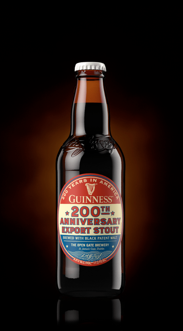 f505c83c767 Guinness® 200th Anniversary Export Stout