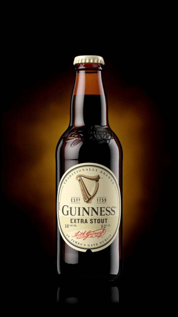 alcohol content in guinness